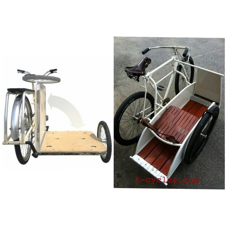 Bicycle with sidecar Scooter bike, Stationary bike
