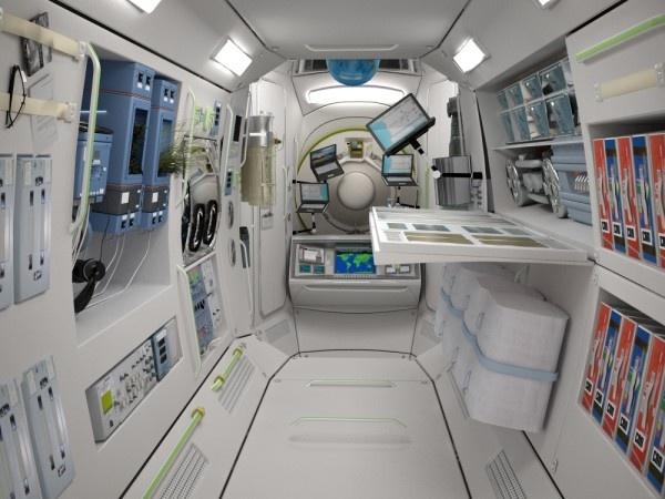 Commercial Space Station : le futur hôtel de l'espace   Actinnovation.com