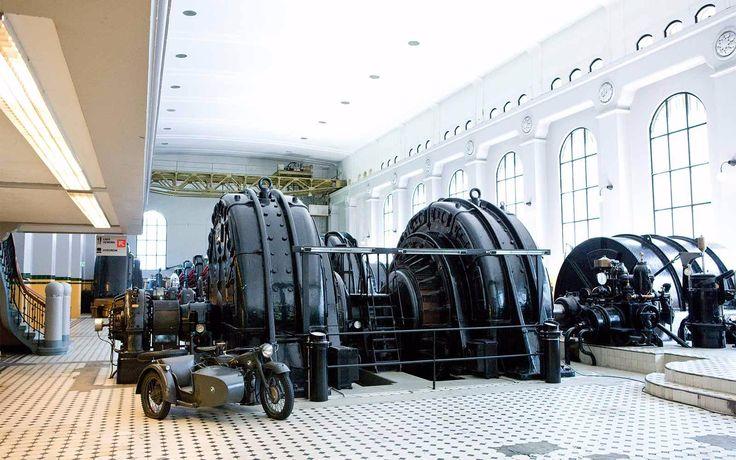 Norwegian Industrial Workers Museum - Rjukan, Norway