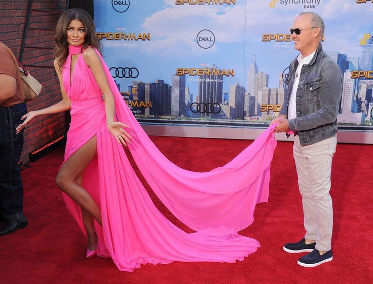 We already shared a photo of @zendaya in this Barbie pink dress, but she won #bestdressed this week so we're posting again 🤷♀️ Link in bio for all the winners.