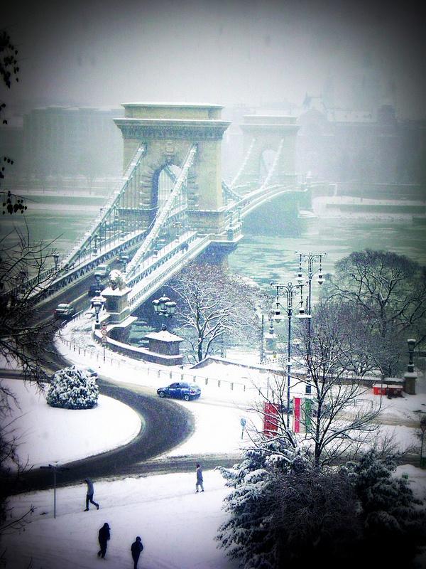 Snow (Budapest, 30/1/2010)