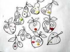 Ovocie / astra - SAShE.sk - Handmade Dekorácie