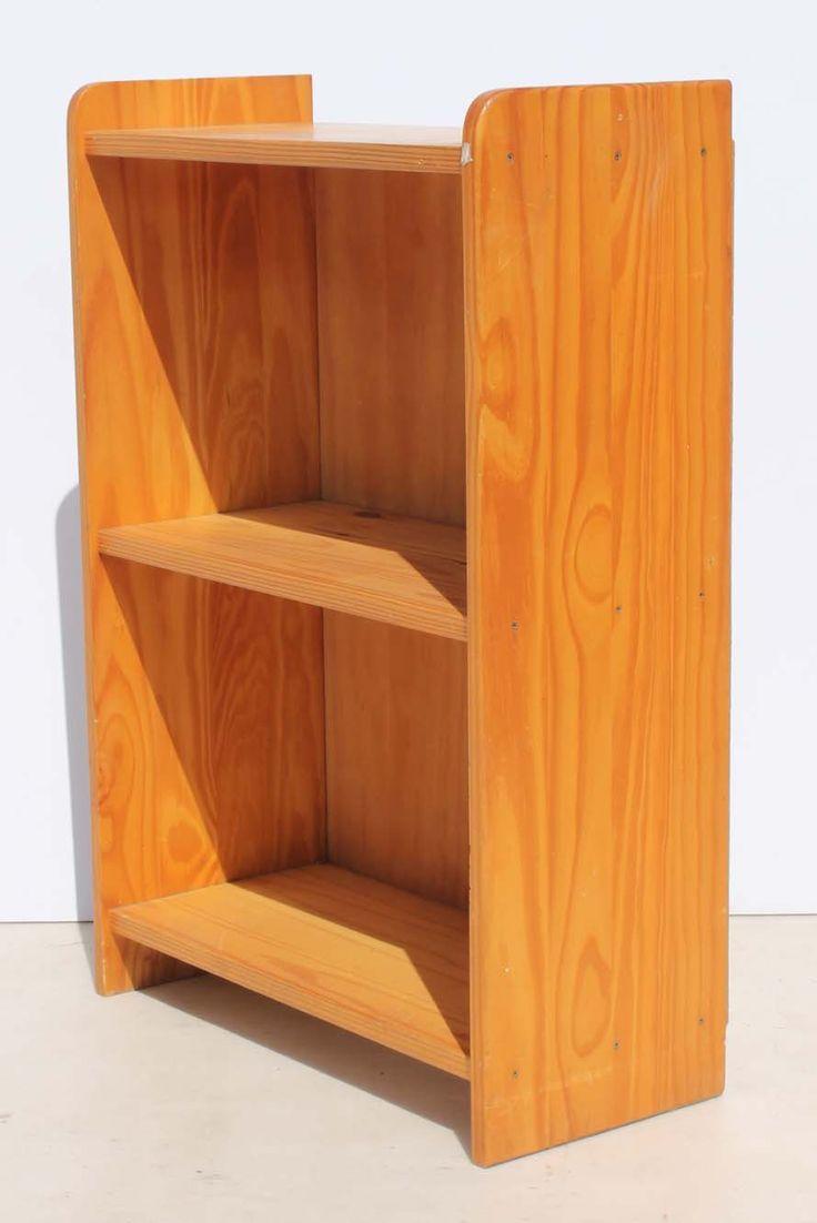 Condition:  Used  Pine Bookshelf  size: 620 L x 280 W x 900 H  R350  Cell 076 706 4700  Tel 021 - 558 7546  www.furnicape.co.za  0202
