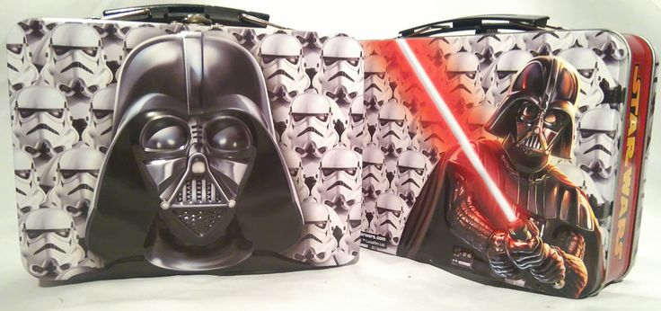STAR WARS - Carry Tin
