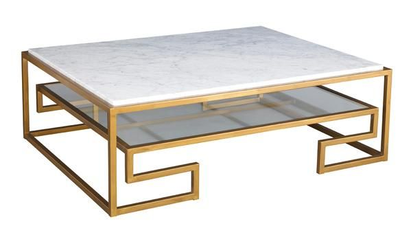Blake Cocktail Table Caixin Shizhu Table Coffee Table
