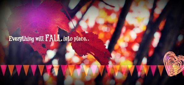 Fall Cover Photo
