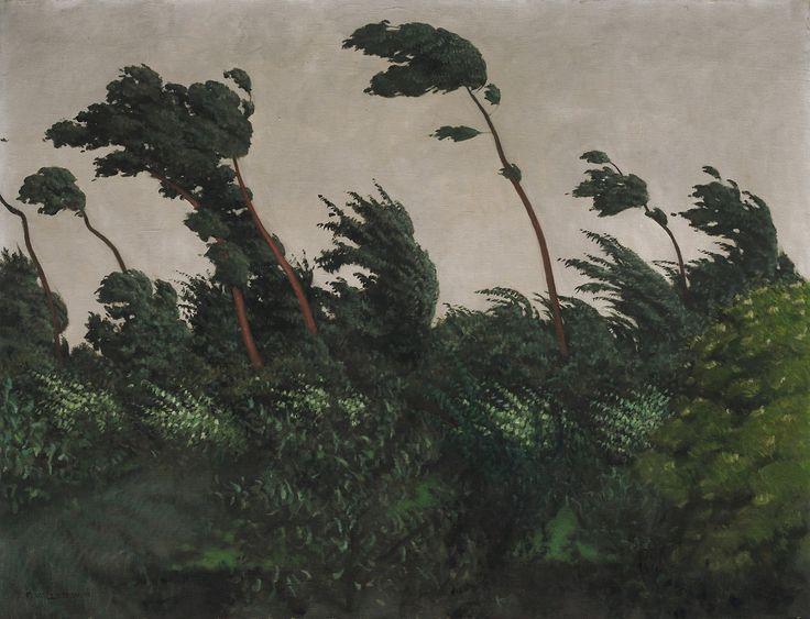 Félix Vallotton, The Wind 1910
