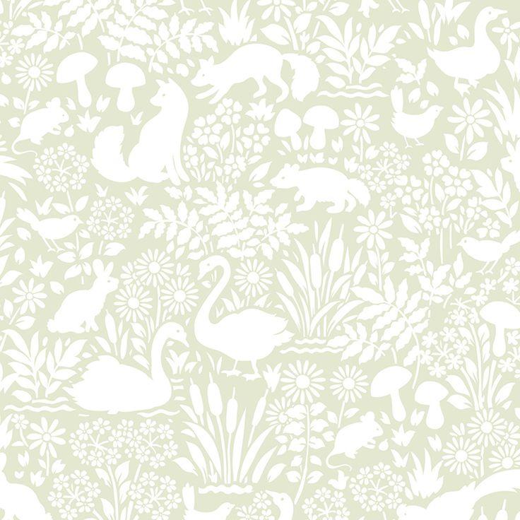 14 sköna nya tapeter | Drömhem & Trädgård
