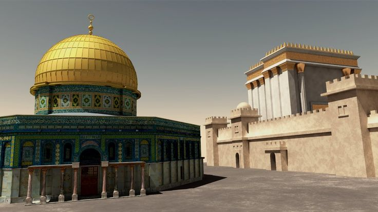 Third Temple, Peace Contract - Animation video