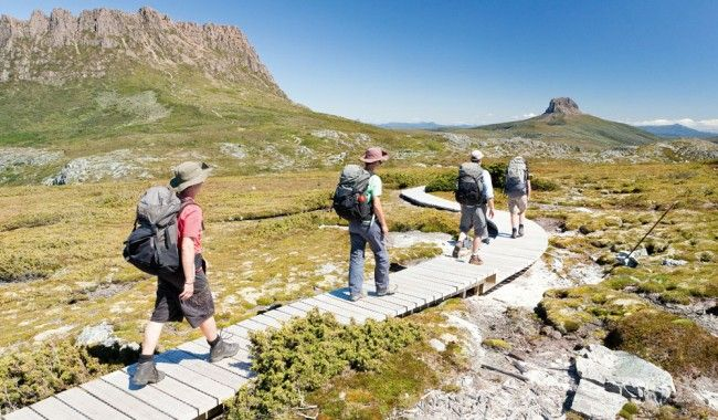 100 Greatest Holidays of Australia: #22 hike the Overland Track, Tas | Australian Traveller