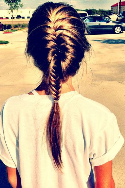 Brilliant 1000 Images About Hair On Pinterest Plaits Fishtail And Summer Hairstyles For Men Maxibearus