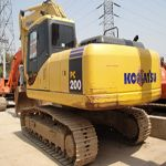 This japan used komatsu excavator is also one of the most efficient machine in construction area. If you wan..