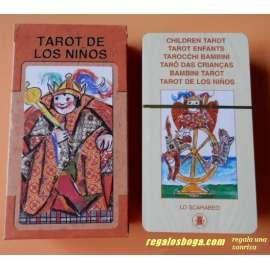 TAROT DE LOS NIÑOS-LO SCARABEO