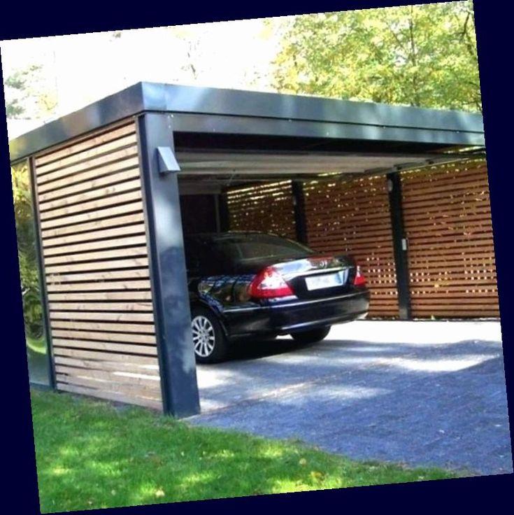 #With #Garage Carport With Garage Door Uk - Carports are ...