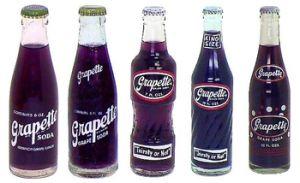 É da sua época?: [1960] Refrigerante Grapette