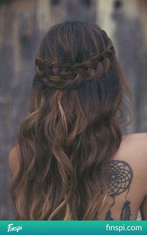 styl we włosach #uroda #fryzury #włosy