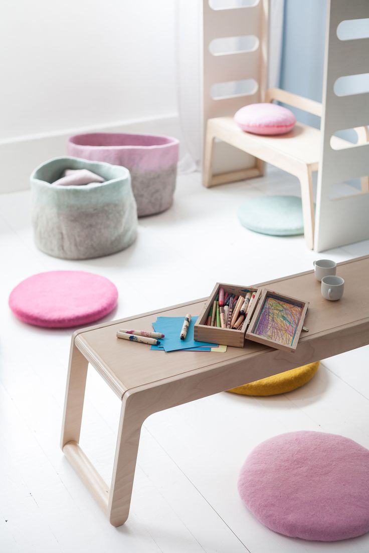Bench Rafa Kids Children  A Large Selection Of Design On Smallable, The  Family Concept Store   More Than 600 Brands.
