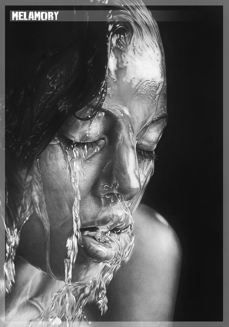Best High Realism Art Work Images On Pinterest Drawing - Artist creates stunning hyper realistic paintings of women
