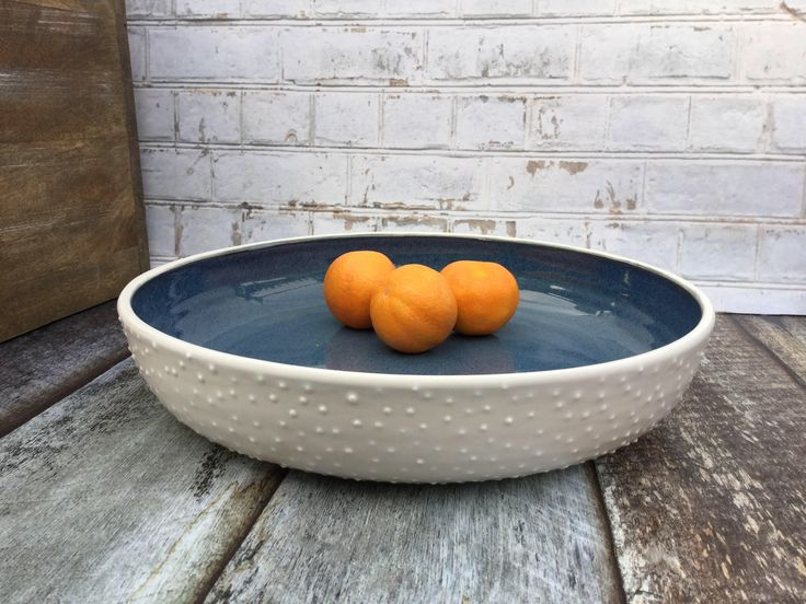 A personal favorite from my Etsy shop https://www.etsy.com/listing/520140298/made-to-order-large-fruit-bowl-wheel