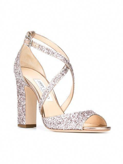 683a8be1e873 Jimmy Choo Carrie 100 sandals #JimmyChoo | Jimmy Choo | Wedding ...