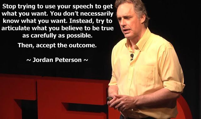 Jordan Peterson Top Quotes and Useful Words | Belles citations ...