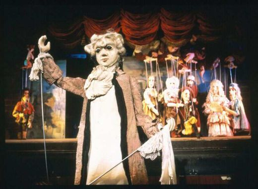 Don Giovanni at The National Marionette Theatre in Prague