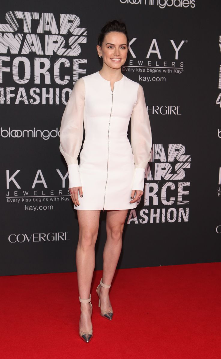 In David Koma at the Star Wars 'Force 4 Fashion' launch event in New York City.   - ELLE.com