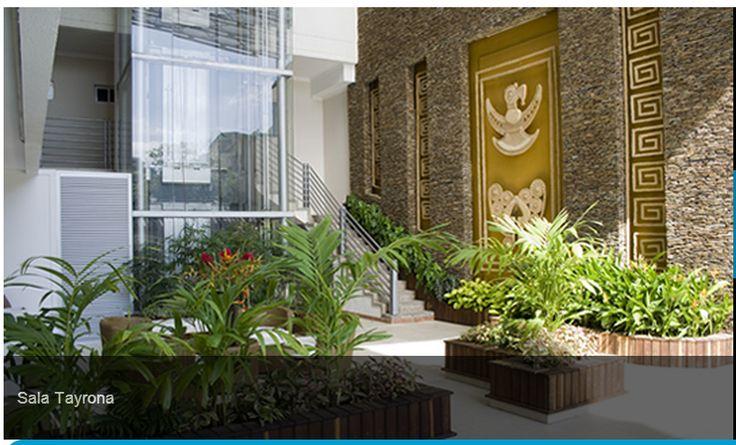 LOBBY 2 HOTEL TAYRONA SANTA MARTA
