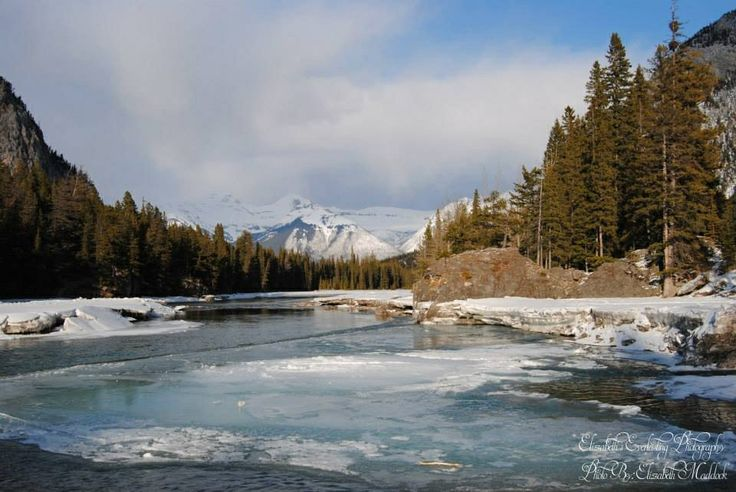 Beautiful Canadian Rockies. Photo By Elizabeth's Everlasting Photigraphy
