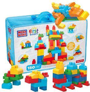 Mega Bloks First Builders dinosaur, dog, caterpillar, airplane block creations
