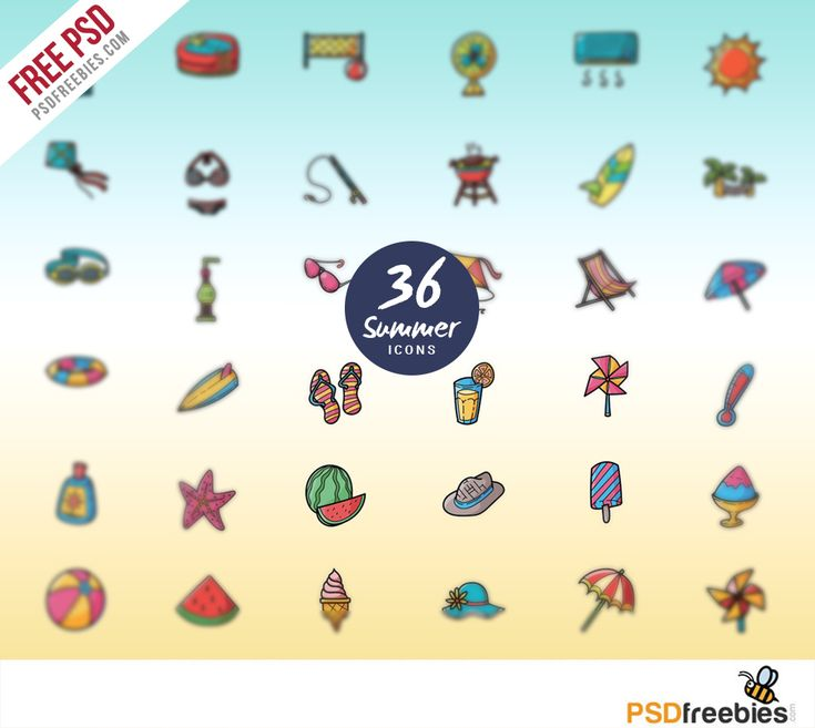 Awesome Summer Vacations and Holidays Icon set Free PSD. Download Summer Vacations and Holidays Icon set Free PSD. This Summer icons set is related to vacations and holidays events. This icons are the perfect solution for online and printable projects like banners, slides, websites icons, flyers, magazines, advertisements, business cards and so on. This icons are vector made, what means that...