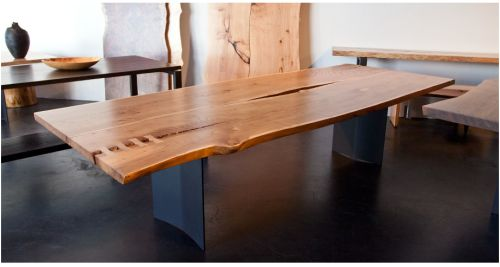 Another Live Edge Table By Urban Hardwoods