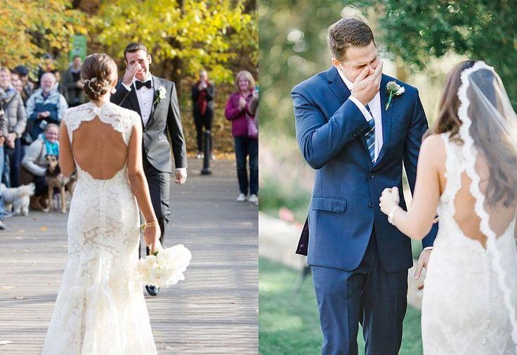 Alasan Mengapa Pengantin Pria Menangis di Hari Pernikahan
