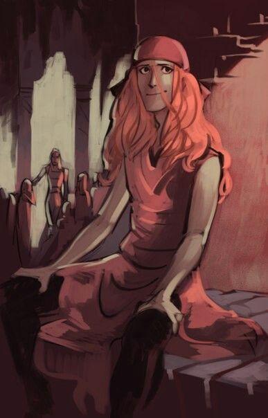 Curumo(Saruman) by Phobs