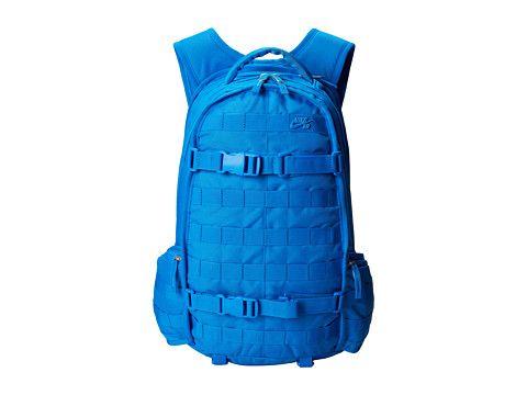 Nike SB RPM Backpack Photo Blue/Photo Blue/Photo Blue - 6pm.com