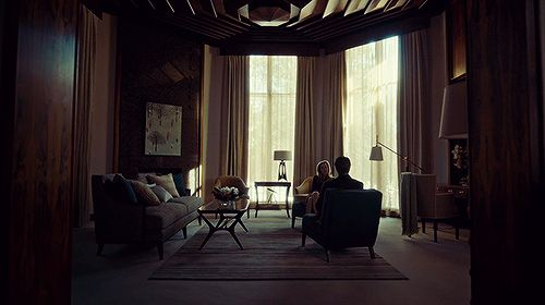 From Hannibal.  Dr. DuMaurier's home/office