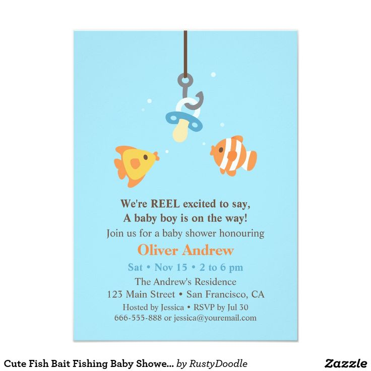 Best 25 fishing baby showers ideas on pinterest for Fishing birthday invitations