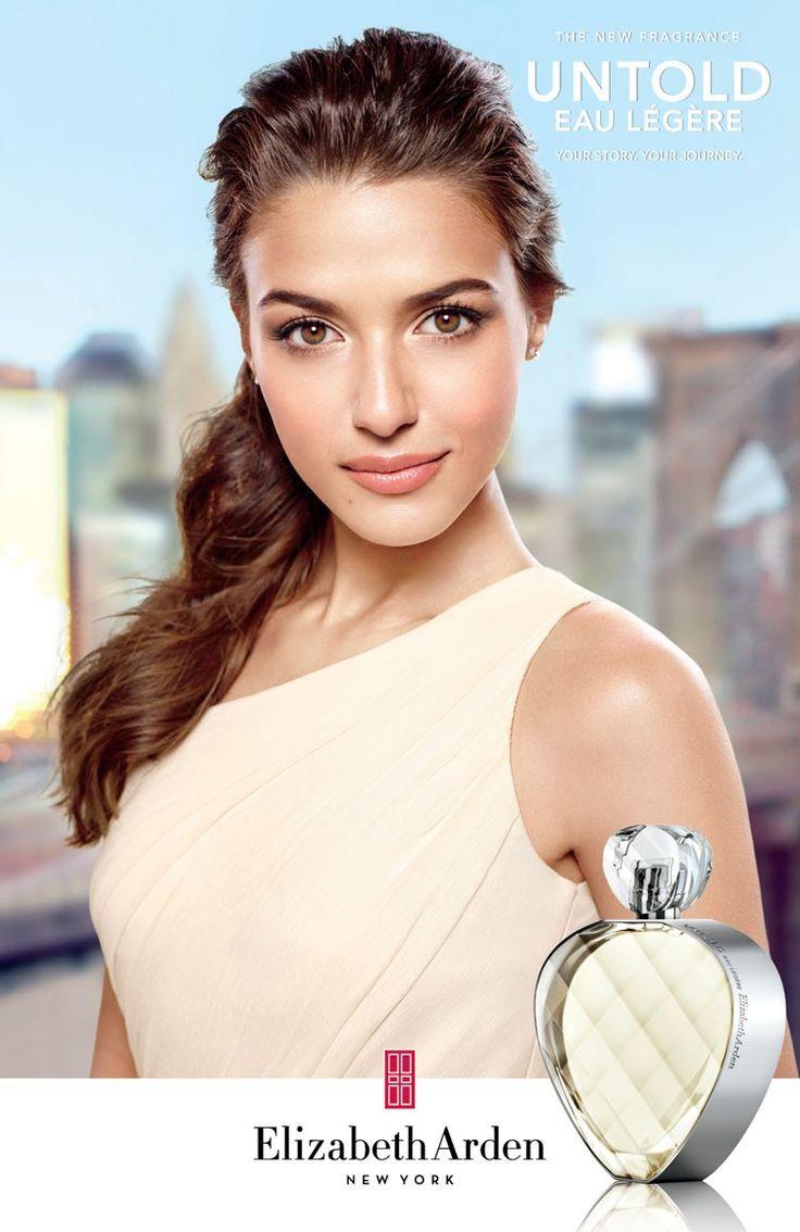 Untold Eau Legere Elizabeth Arden парфюм для женщин 2014 год #elizabetharden