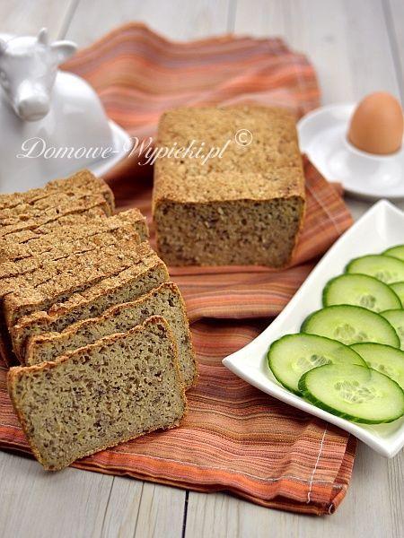 Pierwszy, smaczny chleb bezglutenowy jaki upiekłam dla mojej córci, u której niestety niedawno zdiagnozowano celiakię. Pierwszy chleb jaki upiekłam był...