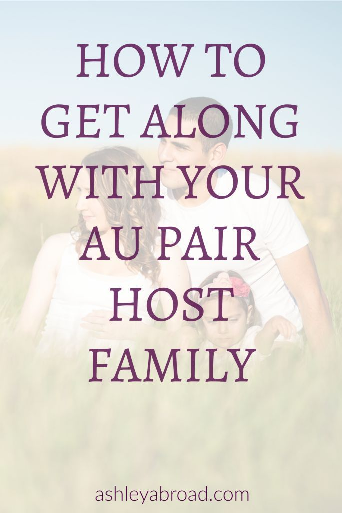 Getting along with your au pair host family can be tough, especially if you live with the family. Living where you work isn't easy, and often it can feel like you have no privacy and that you're always working. But forming a good relationship with your host family will make your overall au pair experience so, so much better. So read on for tips on how to get along with your au pair host family.