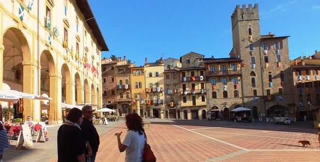 Private guided tour of Arezzo, Tuscany