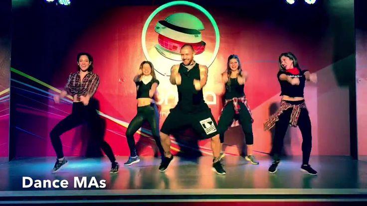 Tartamudo - Chino & Nacho (feat. Silvestre Dangond) - Marlon Alves Dance...