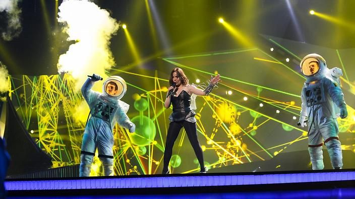 Eurovision Party Costume Ideas   SBS Eurovision