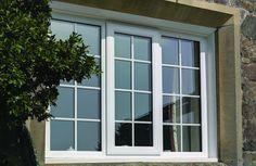 modelos de ventanas de aluminio y vidrio - Buscar con Google                                                                                                                                                      Más