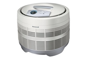 Honeywell 50150 Pure HEPA Round Air Purifier.