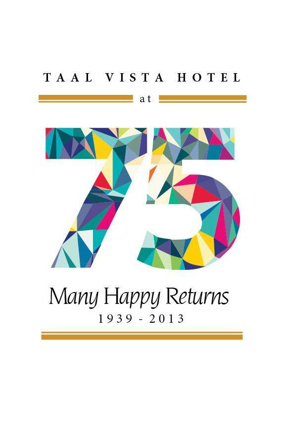TVH Anniversary Logo Studies on Behance