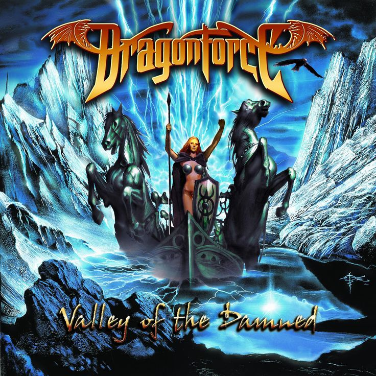 Valley Of The Damned (Dragonforce)