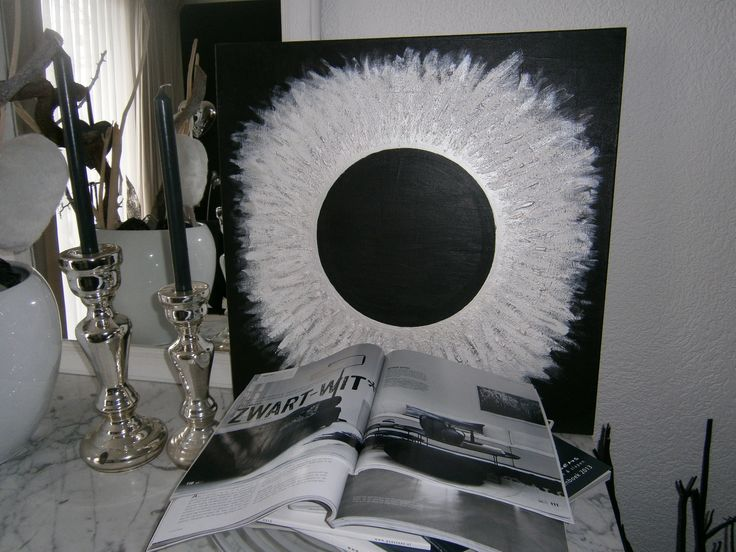 Painting ..Eclips ..Home made ...