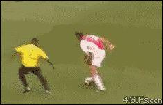 Imagine if Suarez was defending.