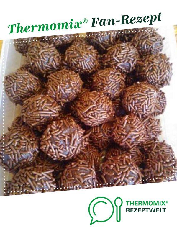 Rumkugeln à la Thermomixfan von Thermomixfan. Ein Thermomix ® Rezept aus dem K …   – Thermomix